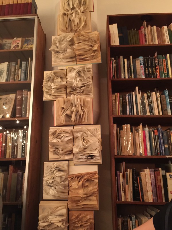 Strand Bookstore - Rare Room Book Art